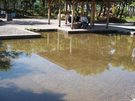 本郷給水所公苑