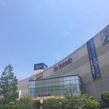 アリオ亀有駐車場