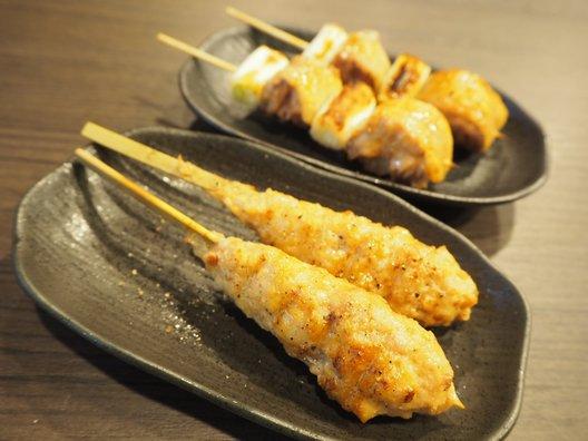 炭火串焼 鶏次