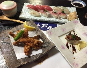 【福岡出身の私が教える】本当に美味しい北九州グルメ寿司処「万両」