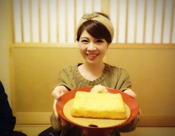 日本一美味しいだし巻き卵だと思っている。【水戸・田吾作・だし巻き卵・居酒屋】