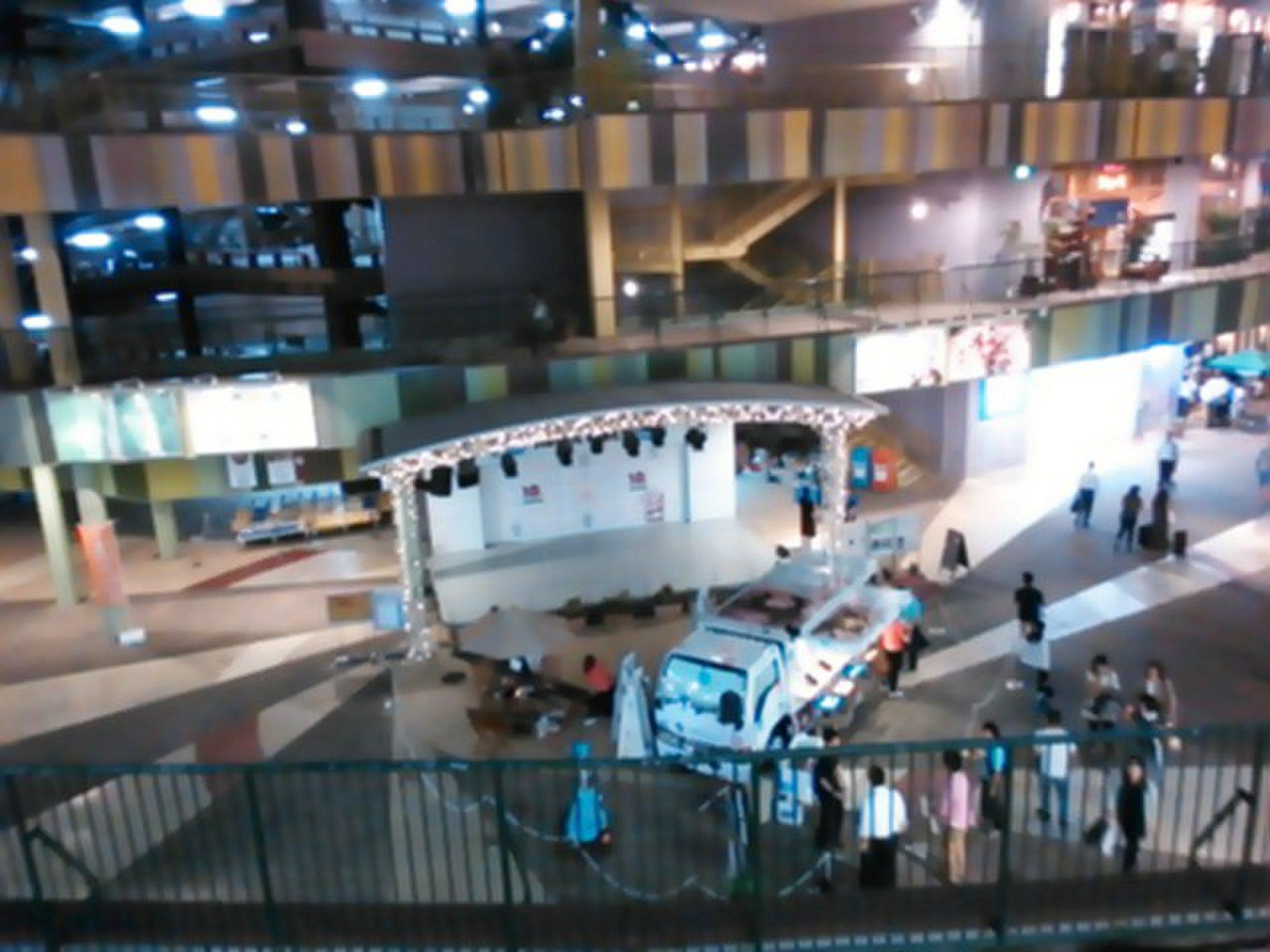 ILBACIOモデルスクール近辺☆名古屋第2の集合駅「明日なる金山」雑貨に食べ物…何でもありま~す