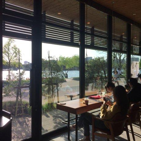 スターバックスコーヒー 福岡大濠公園店