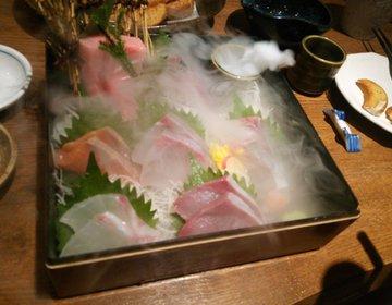 【神田】コスパ最高のお店!俺の魚を食ってみろ!【玉手箱】