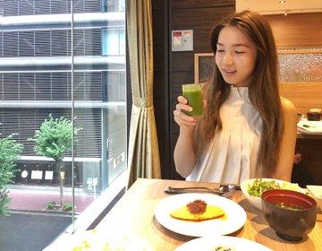朝活!銀座おすすめ朝食♡早起きして食べたい贅沢ホテルブッフェ