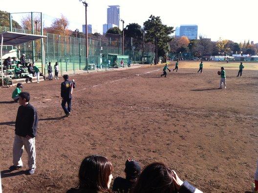 明治神宮外苑 軟式野球場