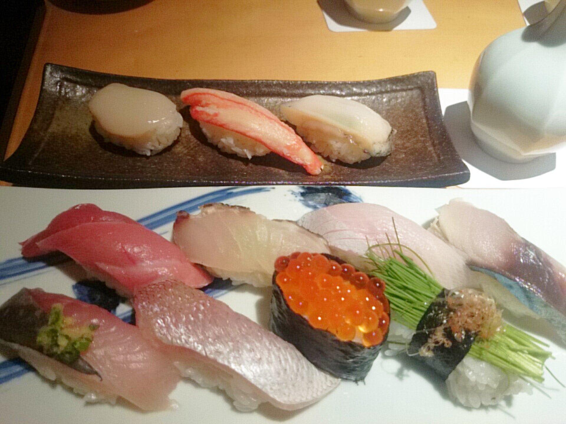 横浜で銀座の名店寿司をリーズナブルに食べられるお店!福助横浜高島屋