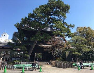 赤穂浪士47士の眠るお寺「泉岳寺」に行って全員にお参りしてきた!