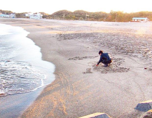 阿字ヶ浦海水浴場