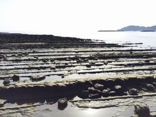 青島ビーチ