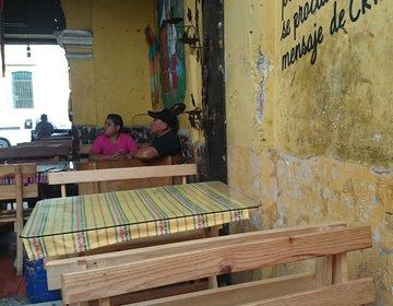 グアテマラ アンティグアのローカルおすすめ安い朝食・ランチ・ディナーならRincontipico