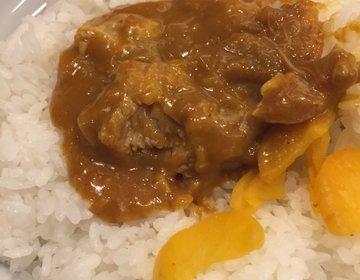【羽田空港で出発前に行きたい】新宿アカシアで食べるカレーとロールキャベツ
