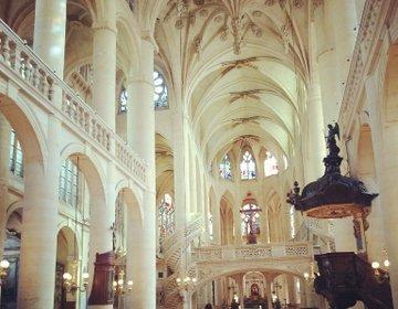 華のパリ【女子旅・一人旅】おすすめな教会&パワースポット巡り観光コース!