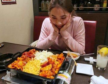 田原町・浅草おすすめディナーは韓国料理店!大人気おすすめメニューはチーズタッカルビ