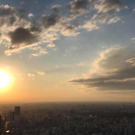 東京シティビュー スカイデッキ