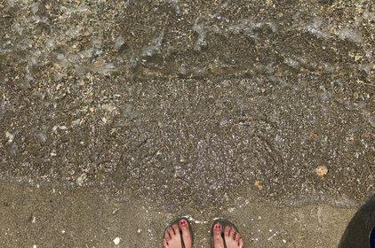 ムルク浜ビーチ