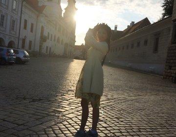 チェコのおすすめのリゾート地を紹介⭐︎  都市はテルチ歴史地区⭐︎