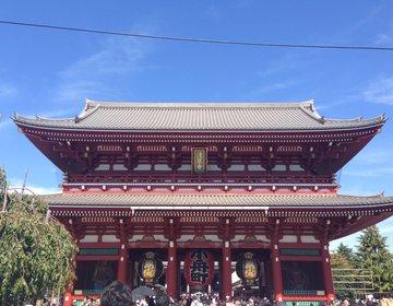 【東京冬デートにおすすめ】下町浅草を食べ歩きして寒くない水族館・ショッピングモールデート!