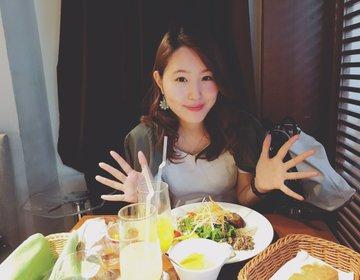 シアワセの極み♡【青山最上級のご褒美女子会】絶品野菜たっぷりランチ&高級チョコレートデザート