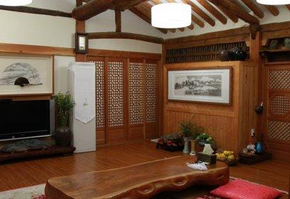 伝統家屋の宿泊施設