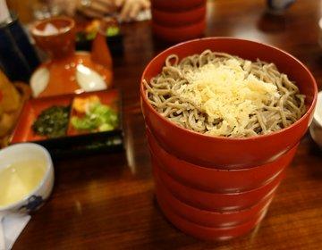 【日本一古いお蕎麦屋さんは最高においしかった】出雲そばで迷ったら荒木屋がおすすめ