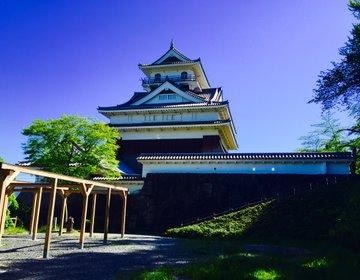 【福島・山形では晴れの日どこに行こうかな?】旅行におすすめの東北の城4選