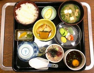 駅前でこんなに美味しい天然鯛めしが!?とろ〜り卵と出し汁に絡めて頂く宇和島ご飯