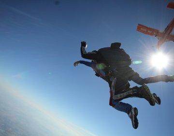 【衝撃】富士山よりも高い場所からスカイダイビング?チェコの上空からジャンプ!<海外で初体験>