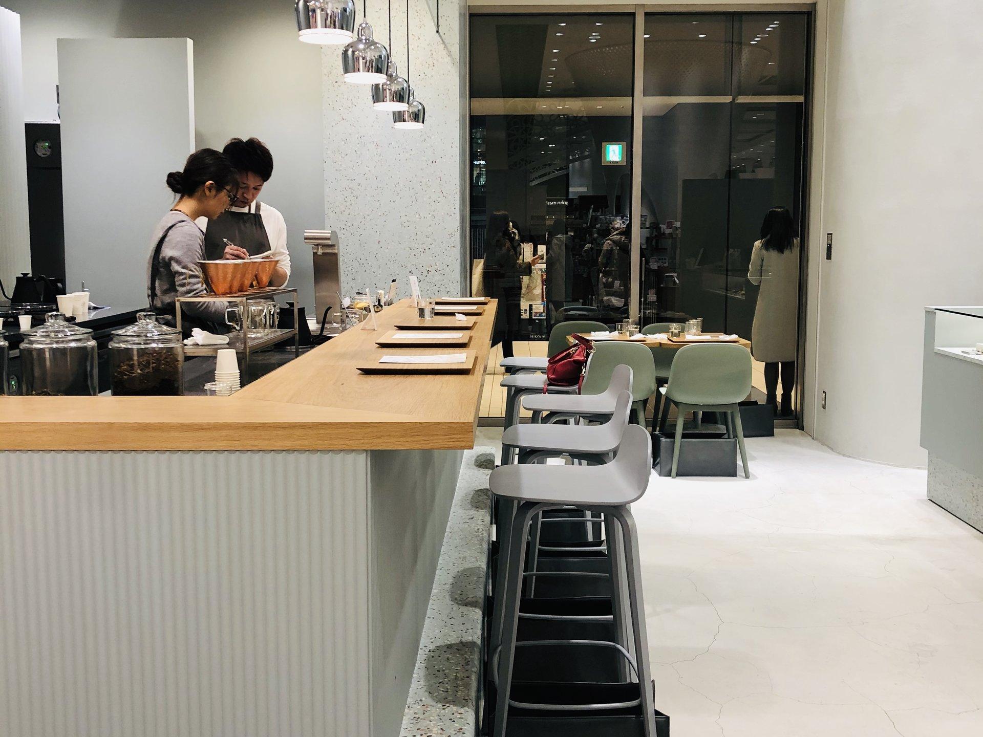 新しい渋谷はここ!ティータイムは渋谷ヒカリエのオーガニックカフェ「Cadeau Nature」へ♡