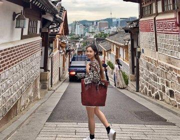 韓国女子旅♡三清洞おすすめ韓国ファッションブランドとカフェ