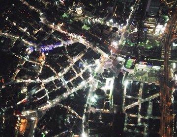 ホテルとヘリコプターから東京の絶景を満喫するサプライズデートプラン!記念日やプロポーズにおすすめ!