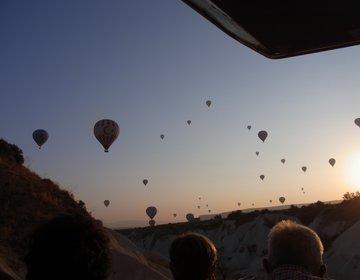 【海外☆トルコ旅行】カッパドキアで世界遺産と絶景を満喫しよう♫