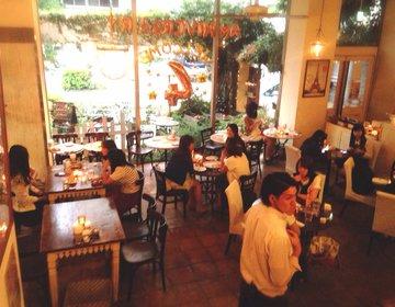 【代官山・恵比寿の隠れ人気カフェ】中に入ると意外と広い!おしゃれな空間♪
