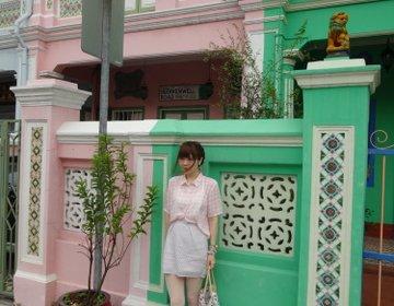 シンガポールに訪れたら行きたいフォトジェニックな場所、クーンセンロードへ。