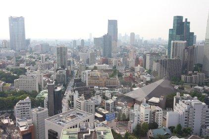 東京タワー 大展望台