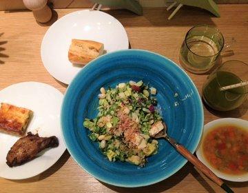 絶品サラダ&スープにファン続出♡札幌女子が御用達のナチュラルデリ&レストラン「マンマペルテ」