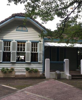 横浜山手 テニス発祥記念館