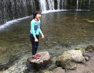 軽井沢癒しの旅☆絶景の滝でマイナスイオンをたくさん浴びよう☆インスタ映えスポットもたくさん★