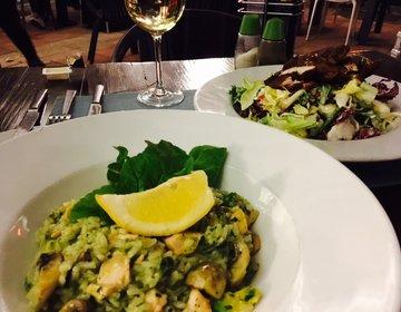 【地中海の新鮮な海鮮を食べたくないかっ⁈】個人的海鮮No.1はここです@マルタ