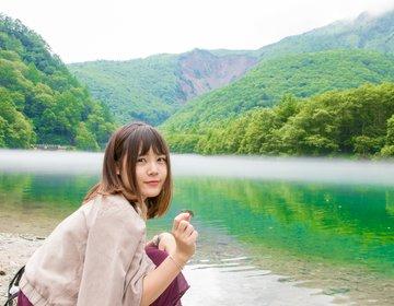 1泊2日のはとバスツアー!長野県の「上高地」と岐阜県「奥飛騨温泉」を満喫プラン♡