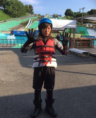 西武園ゆうえんち内Water Jump S-air
