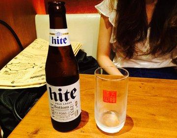 飲んでおなか一杯に食べても安い!三田ディナーは落ち着き空間な韓国料理「五韓満足」へいこう♡