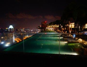 【シンガポールおすすめホテル】マリーナベイサンズを満喫プラン!