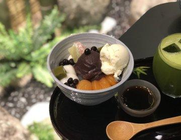 浅草おすすめカフェ『浅草いづ美』夏おすすめインスタ映えスイーツ!