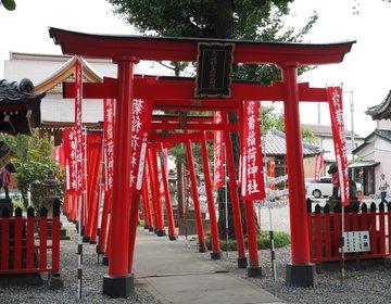 【群馬旅】アートな限定御朱印で大人気の神社♡高崎にある「於菊稲荷神社」にお詣りしてみた♪