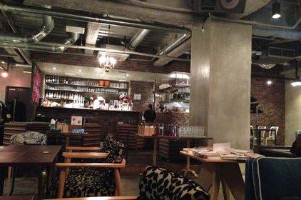 SUZU CAFE GEMS渋谷