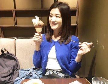 日本限定☆彡世界で活躍する、人気ショコラティエピエール マルコリーニのカフェ☆彡