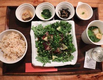 【九段下健康定食】御膳の美味しい根菜煮汁料理屋「二ジール」【1000円以下】