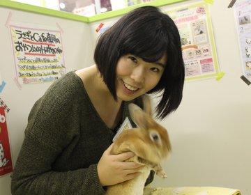 【名古屋・栄】うさぎカフェ♡女子会やデートにぴったりなまったりと癒されるカフェ!