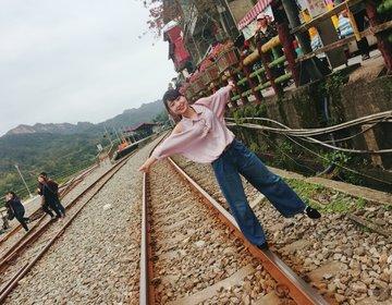 【台湾旅行】十份でランタンを飛ばそう!!
